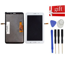 Lcd Voor Samsung Galaxy Tab 3 Lite Sm-T110 T111 T113 T116 Lcd-scherm Panel Module Touch Screen digitizer Sensor Vergadering(China)