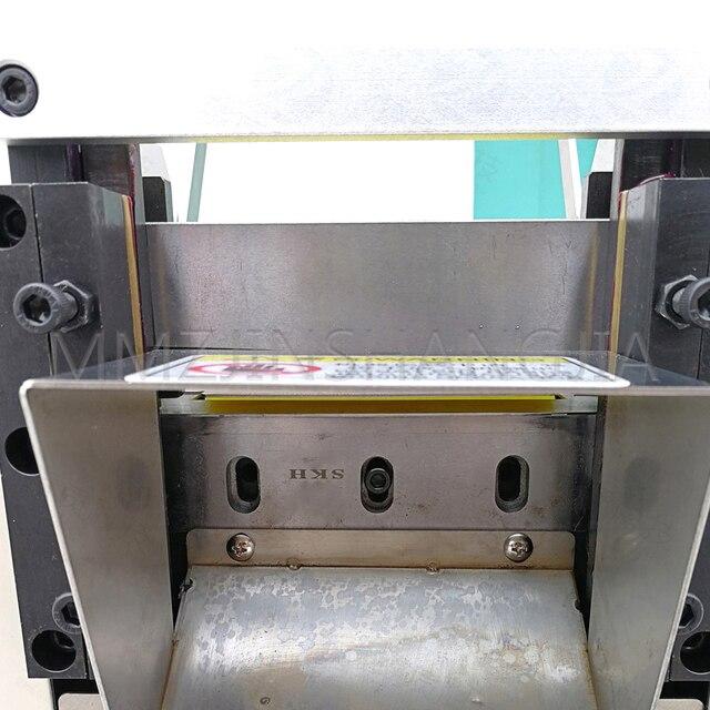 Фото автоматическая режущая машина инструмент для резки медных кос цена