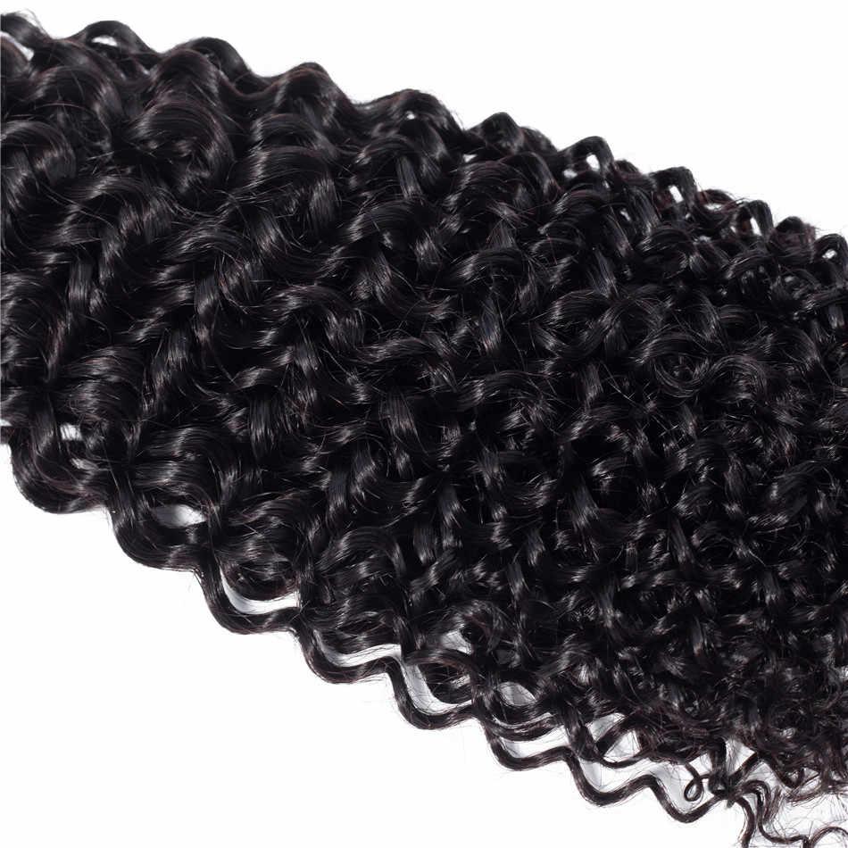 Кудрявые вьющиеся пряди, бразильские вплетаемые пряди, 28, 32, 30 дюймов, пряди, не Реми, 100% человеческие волосы, пряди для наращивания, Ariel
