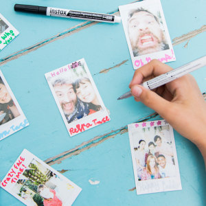 Image 2 - Fujifilm Polaroid Instax Mini 9 White Edge Photo Paper Sets for Liplay   Instant Mini LiPlay 7s 70 90 Camera