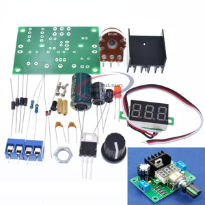 LM317 Adjustable Voltage Regul