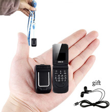 Mini J9 Flip cell Phone 0.66
