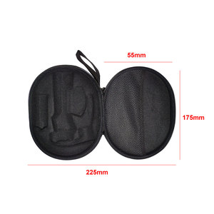 Image 5 - Переносные Защитные подвесные аксессуары для переноски жесткий водонепроницаемый Дорожный Чехол для хранения пылезащитный Стабилизатор сумка для Snoppa Atom