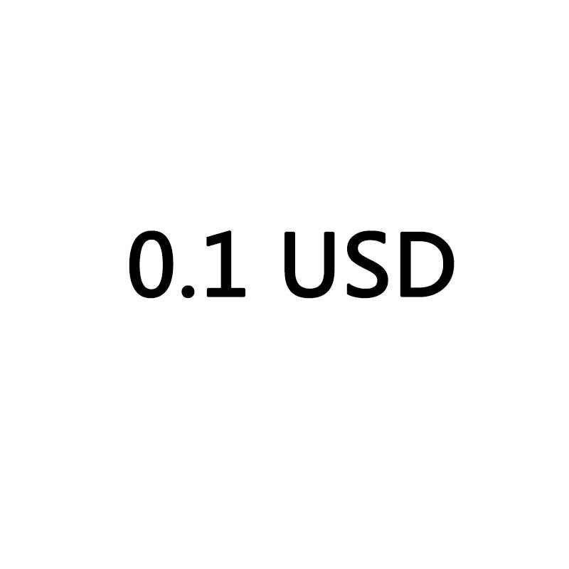 0.1 USD Make Up La Differenza/Compongono Le Spese di spedizione di Collegamento