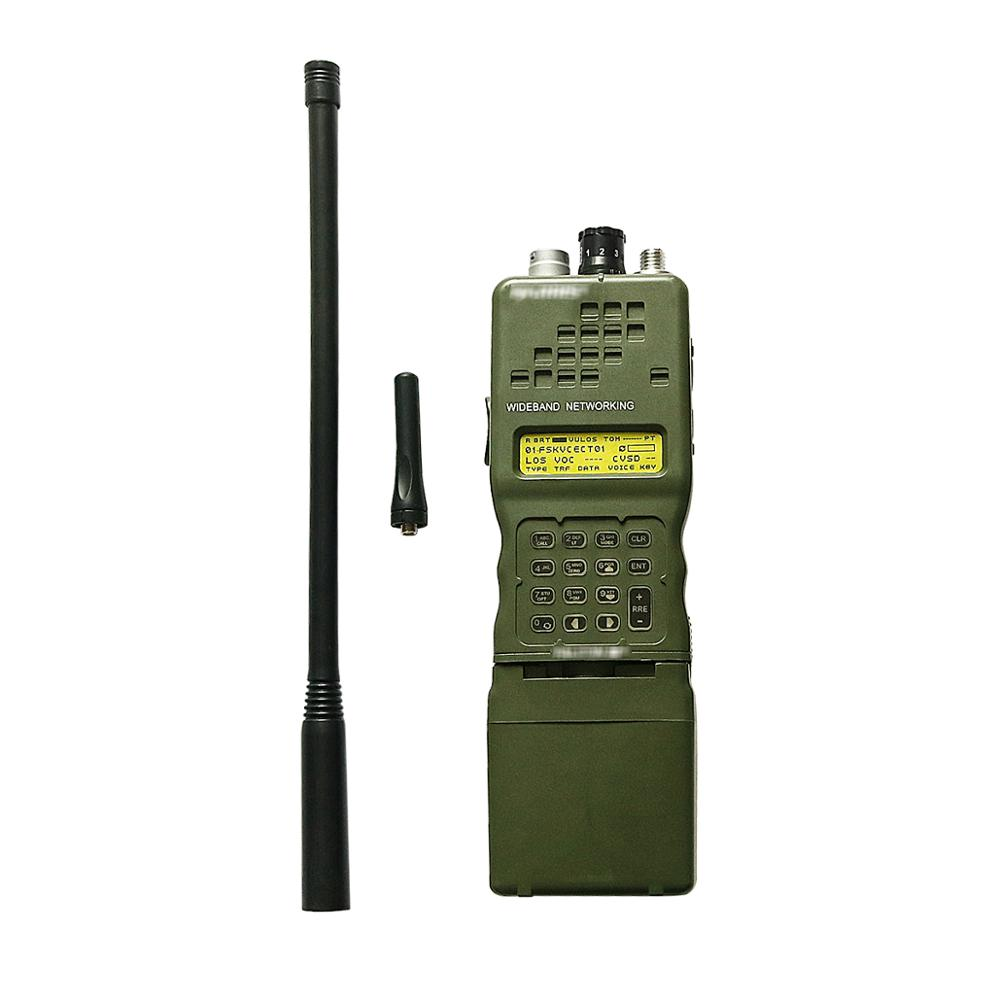 Image 3 - Tactical AN/PRC 152 PRC 152 harris Dummy Radio Case,Military Talkie Walkie Model for Baofeng Radio,No Function-in Walkie Talkie Parts & Accessories from Cellphones & Telecommunications