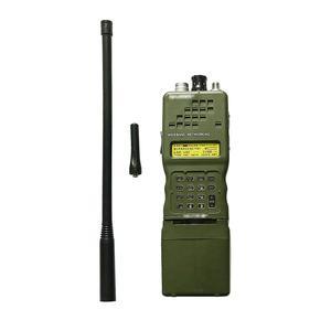 Image 3 - Tactische EEN/PRC 152 PRC 152 harris Dummy Radio Case, Militaire Talkie Walkie Model voor Baofeng Radio, geen Functie