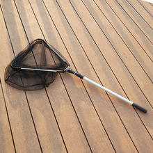 Fishing dip net Portable and scalable Aluminum alloy