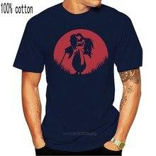 Inuyasha Sesshomaru Rojo Luna Inu Yasha Anime Manga Camiseta Todas las sizes de dibujos animados Camiseta de los hombres Unisex nueva moda Camiseta