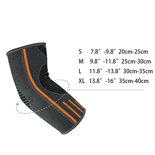 1PC Elbow Support Brace  2