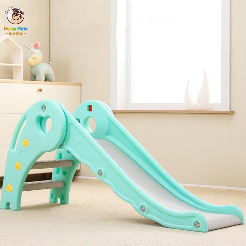 Baby Slide Indoor Kids Slide Combination Outdoor Children's Toys Kindergarten Small Playground