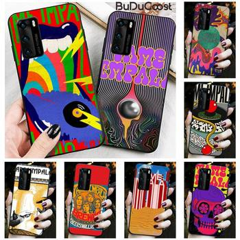 Reall Tame Impala Phone Case for Huawei P20 P30 P20Pro P20Lite P30Lite P10 P Smart plus P10Lite P40 Pro P40 lite image