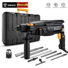 Hammer Electric-Drill GJ181 DEKO Functions BMC 220V AC 30mm 5pcs-Accessories 4