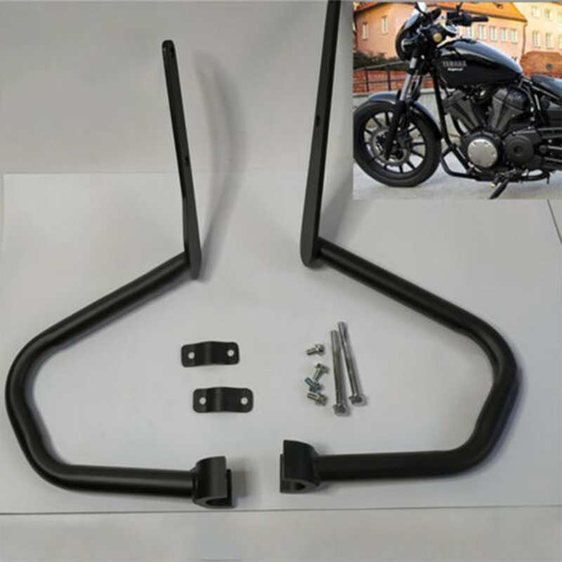 Engine Guard Crash Highway Protector Bar For Yamaha Star Bolt XV950 C R Spec