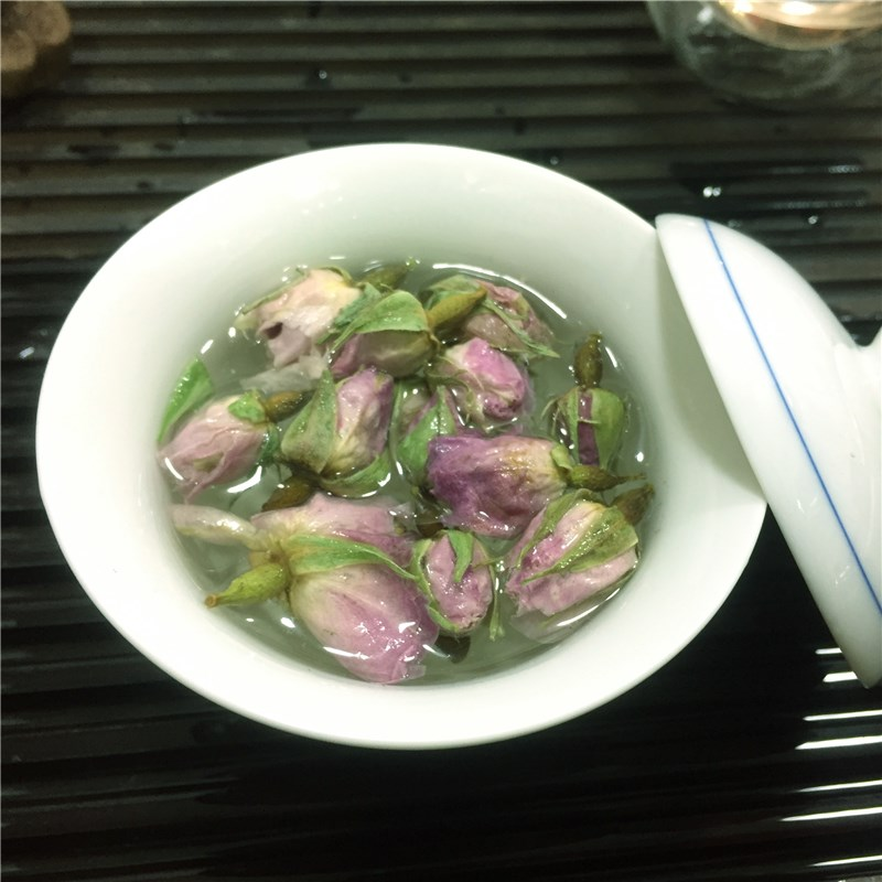 2020 6A Chinese Rose Flower Tea Fresh Natural Organic Rose Tea Green Food For Beauty Lose Weight Health Care Kung Fu Tea 2