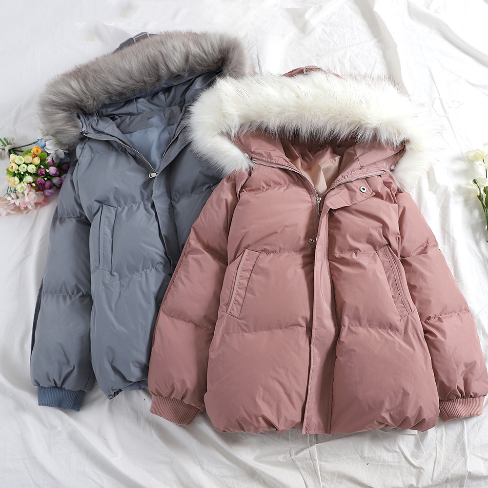 2018 Autumn And Winter New Products Cotton Coat Women's Winter AliExpress