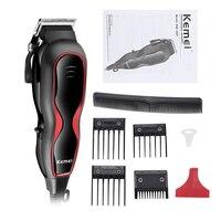 Tagliacapelli elettrico 12W tagliacapelli elettrico Wahl 38D di marca tagliacapelli per barbiere AC220-240V universale