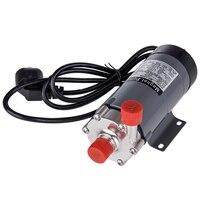 304 cabeça inoxidável bomba magnética 15r  fermentação em casa  grau alimentício de alta temperatura resistente 140c cerveja bomba de acionamento magnético casa fermentação u|  -