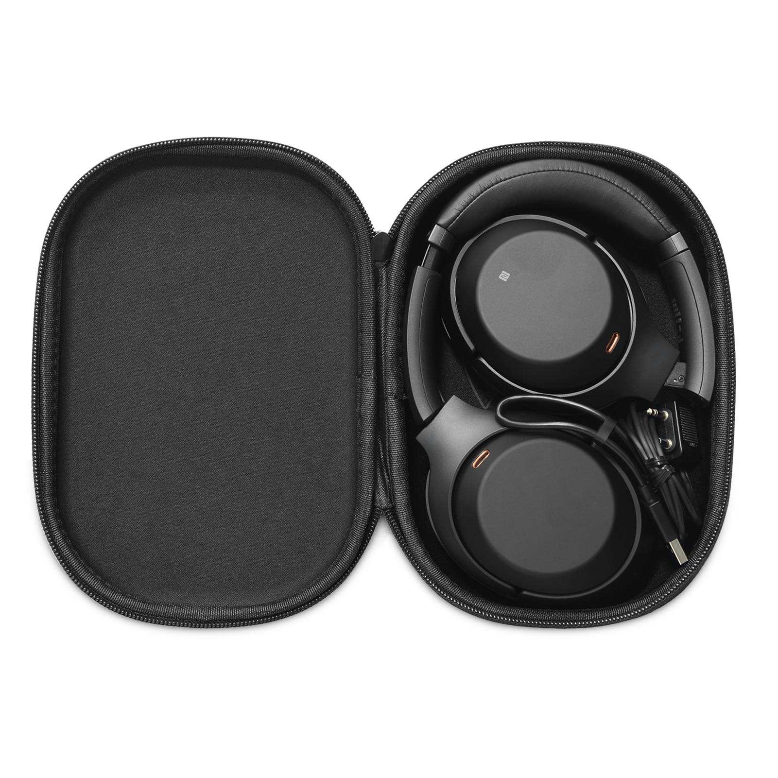 Bolsa de transporte de viaje EVA, carcasa de almacenamiento para Sony WH-1000XM3 auriculares inalámbricos con Bluetooth, novedad de 2020