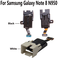 galaxy note Shyueda Original New For Samsung Galaxy Note 8 N950 Earpiece Earphone Headphone Jack Flex Cable (1)