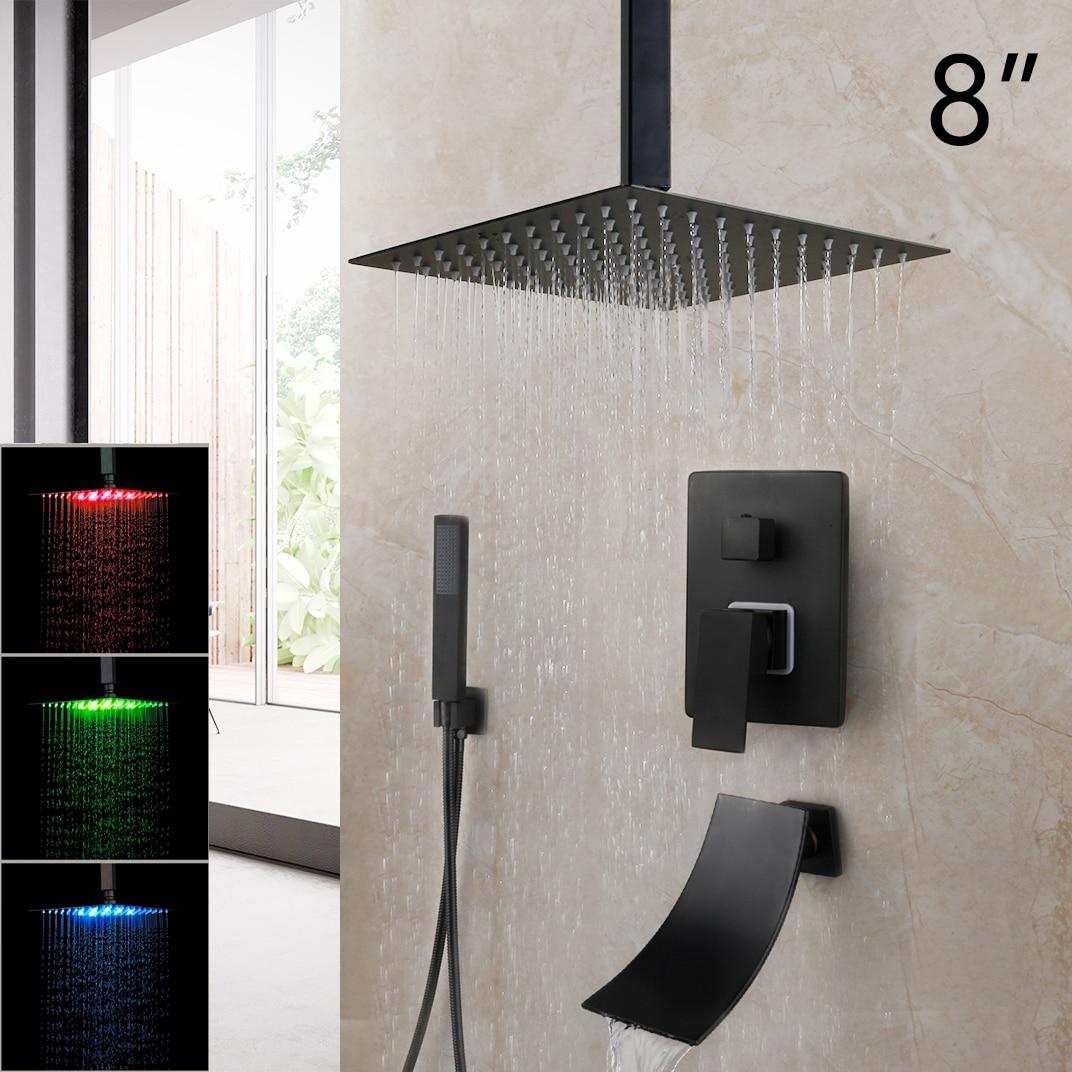 LED 8 Inch ShowerC1