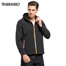 Facecozy 2019 New Autumn Winter Outdoor Hiking Camping Jacke