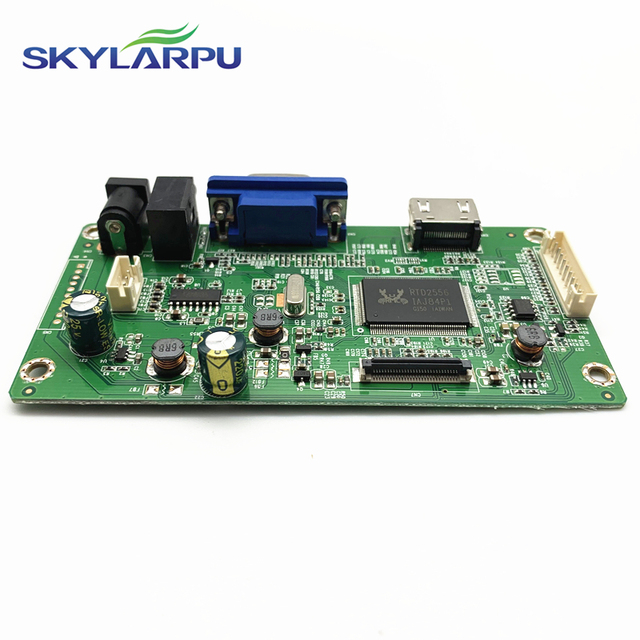 Skylarpu kit para B156XTN04.0 HDMI + VGA LCD LED LVDS EDP Placa de controlador envío gratis