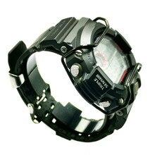 GW9400 นาฬิกาหน้าจอป้องกันกันชน 100% สแตนเลสสตีลนาฬิกา GUARD Protector