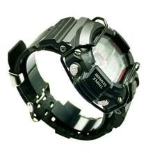 Gw9400 시계 스크린 프로텍터 시계 범퍼 100% 스테인레스 스틸 와이어 시계 가드 수호자
