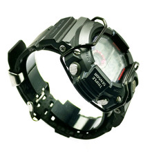 Gw9400 protetores de tela relógio amortecedor 100% fio aço inoxidável assista guard protector