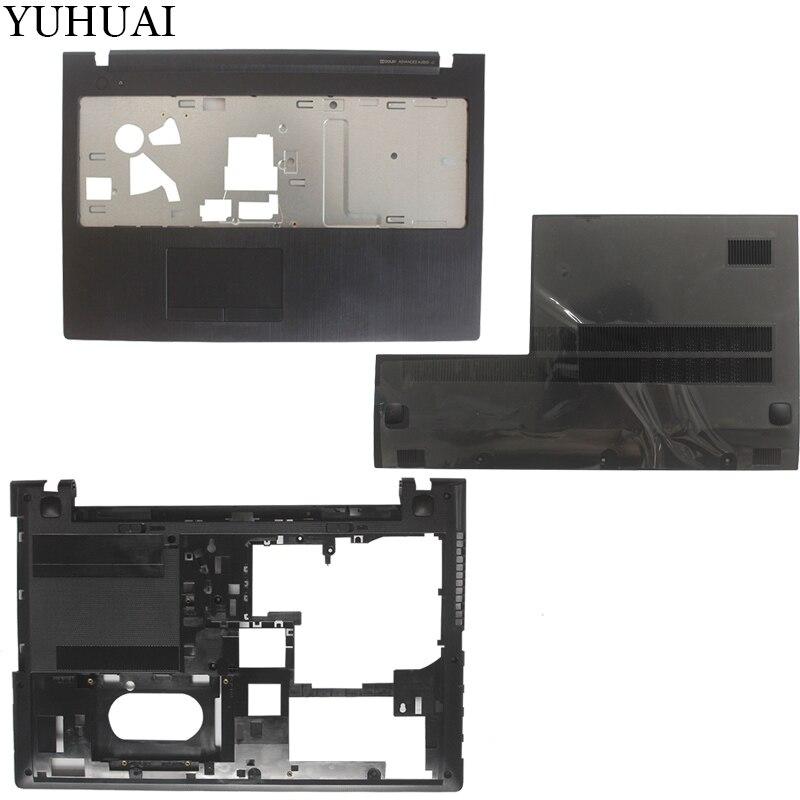 Nouvelle housse de protection pour LENOVO G500S G505S housse de repos/étui de Base pour ordinateur portable crique/RAM HDD couvercle de disque dur porte AP0YB000J20