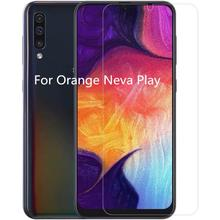 Tempered Glass for Orange Neva Play Neva Zen Screen Protector 9H Hard 2.5D Explosion Proof Protectiv