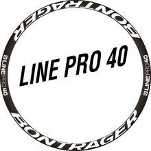 Наклейка на два колеса для линии pro40 горный велосипед MTB обод велосипед Маутейн велосипед MTB велосипедные наклейки