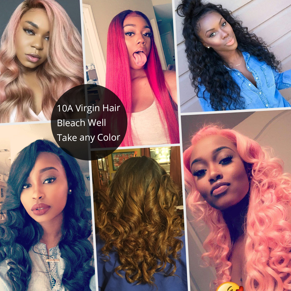 New-Star-Brazilian-Body-Wave-Hair-Weave-1-3-4-Bundles-One-Donor-Thick-Virgin-Human