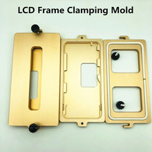 LCD מסגרת הידוק עובש שימוש עבור 11pro מקסימום x xs xsmax LCD מסך מסגרת מיצוב דבק מחזיק יחד לתקן עובש
