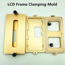 LCD Rahmen Spann Mold Verwenden Für 11pro max x xs xsmax LCD Screen Rahmen Positionierung Kleber Halten Zusammen Fix Mould