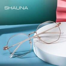 Женские очки с защитой от сисветильник shauna оправа из полигона