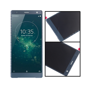Image 3 - Original For Sony Xperia XZ2 LCD Display Touch Screen Digitizer For Sony XZ2 Screen LCD Display Phone Parts Display Free Tools