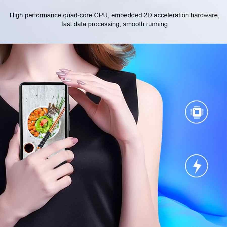 多機能 4 インチの大型タッチスクリーン MP4 デジタル音楽プレーヤー 2MP カメラ写真翻訳サポートアンドロイド 5.0 システム