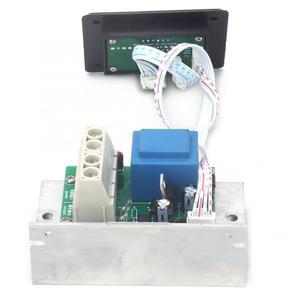 Image 2 - 10000W AC 220V SCR Regolatore di Tensione Dimmer Regolatore di Velocità del Motore Termostato Elettronico Regolatore di Tensione con Tester Digitale