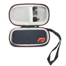 В американском стиле, имеется на черный Портативный жесткий футляр для переноски для двойной флеш-накопитель SanDisk 500 GB/250 GB/1 ТБ/2 ТБ Extreme SSD