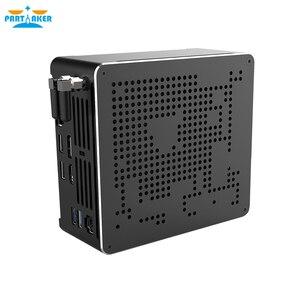 Image 5 - Partaker en oyun bilgisayarı Intel core i9 8950HK 6 çekirdekli 12 konuları 12M önbellek 14nm Nuc Mini PC Win10 Pro HDMI AC WiFi BT DDR4