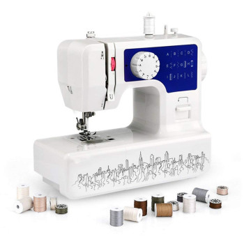 Sewing machine household electric multi-function sewing machine 12-needle sewing machine sewing kit фото