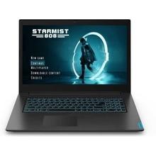 "Ноутбук Lenovo IdeaPad L340-17IRH i7 9750H/8Gb/1Tb/SSD128Gb/GTX 1050 3Gb/17.3""/IPS/FHD/DOS/black"