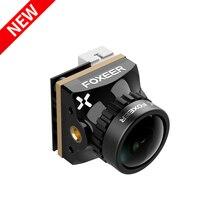 Nueva llegada Foxeer Razer Nano 1200TVL Cámara FPV 1,8mm 16:9/4:3 PAL/NTSC conmutable CMOS 1/3 con 4,5 7 V para FPV Drone RC Drone