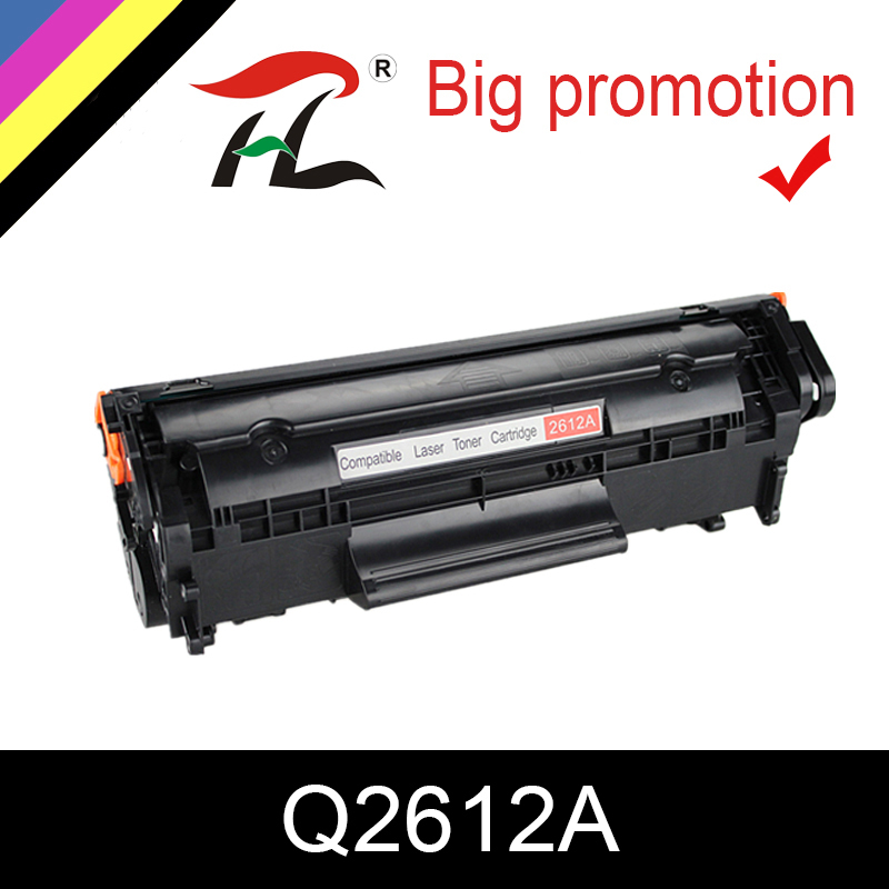 HTL Q2612A Q2612 12a 2612 Toner Cartridge 2612a For HP LaserJet 1010 1012 1015 1020 3015 3020 3030 3050 1018 1022 1022N 1022N