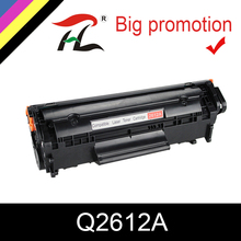 YLC Q2612A q2612 12a 2612 toner cartridge 2612a for HP LaserJet 1010 1012 1015 1020 3015 3020 3030 3050 1018 1022 1022N 1022N