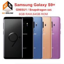 Samsung Galaxy S9 + S9 Plus G965U G965U1 6GB RAM 64GB ROM Octa Core 6.2