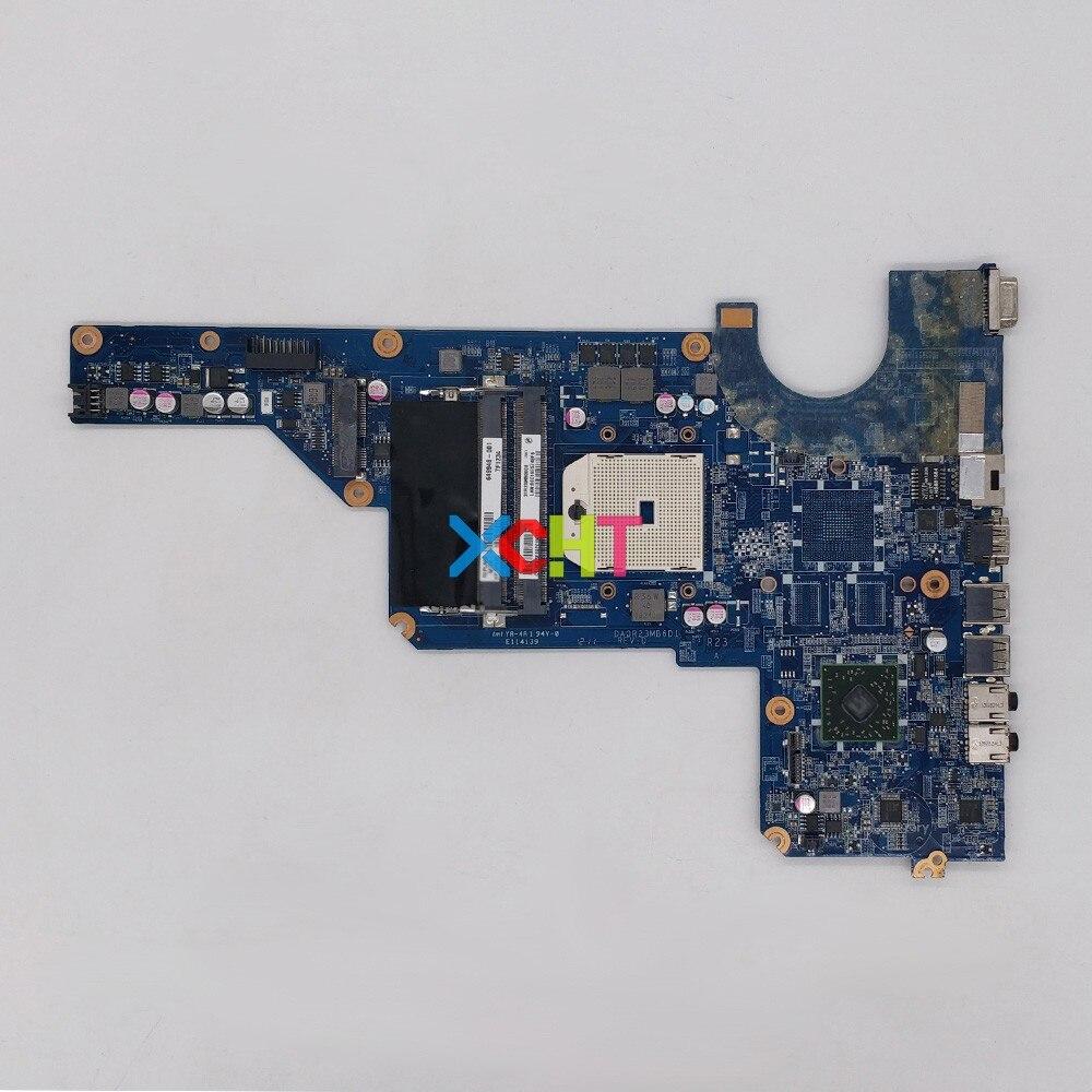 Per HP Pavilion G4 G6 G7 Serie 649948-001 DA0R23MB6D1 REV: D A60M UMA Scheda Madre Del Computer Portatile Mainboard Testato e Lavoro Perfetto