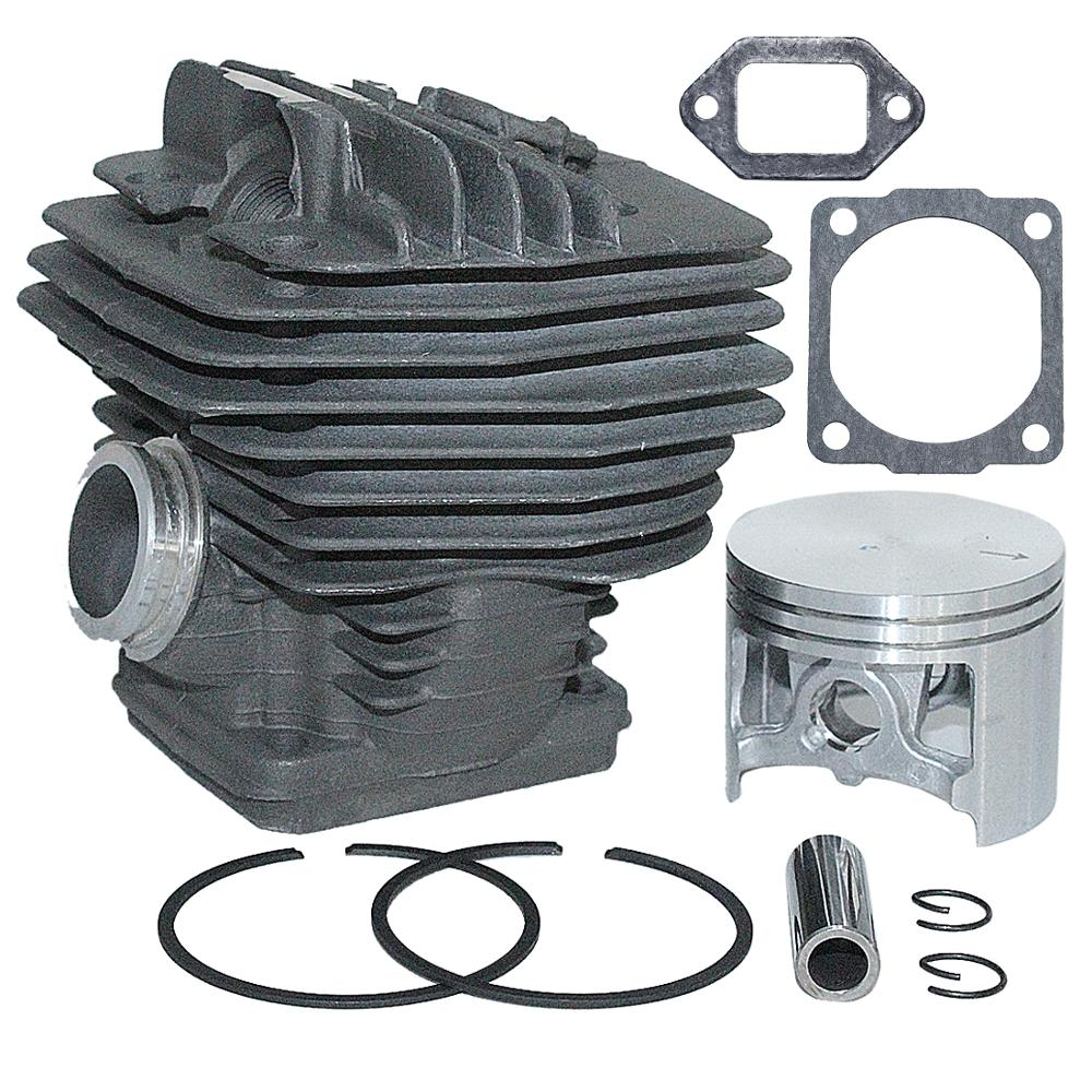 Tools : 54mm Cylinder Piston Kit For Stihl MS660 066 MS650 064 Chainsaw Replace 1122 020 1211