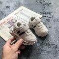 Детская обувь для мальчиков; коллекция 2019 года; сезон весна-осень; новый стиль; обувь для малышей 0-2 лет; Повседневная нескользящая обувь на м...